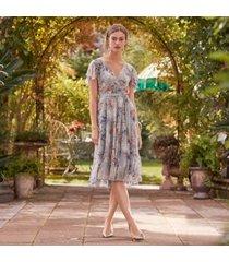 sundance catalog women's alexandria dress in charcoal large