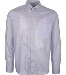 hugo ended shirt - pastel blue 50399706