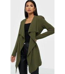 object collectors item objannlee short jacket seasonal trenchcoats