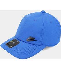 gorra azul nike futura heritage 86