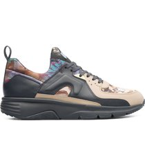 camper drift, sneaker uomo, grigio/beige/blu, misura 46 (eu), k100169-025