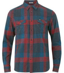 skjorta ls 2 pocket flap shirt