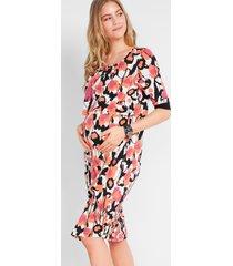 zwangerschapsjurk / voedingsjurk van lenzing™ ecovero™