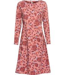 bedrukte jurk, leem-motief 42