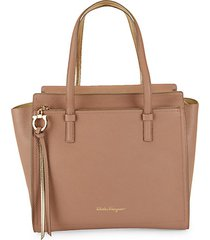 amy pebbled leather tote