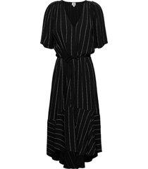 alexa dress knälång klänning svart twist & tango