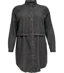 skjortklänning carclaire life ls knee shirt dress