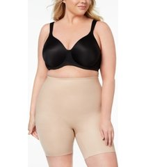 spanx women's plus size power conceal-hef mid-thigh short 10131p