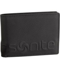 samsonite samsonite rfid front pocket slimfold wallet