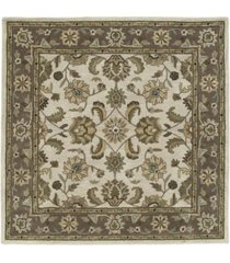 "kaleen tara square bermuda-07 linen 11'9"" square"
