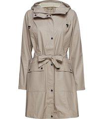 raincoat regenkleding beige ilse jacobsen