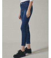 jean azul desiderata high blue legging