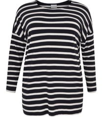 wijd t-shirt breton