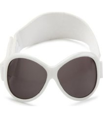 banz retro big wrap around sunglasses
