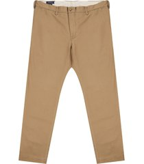 pantalon granary tan polo ralph lauren bedford chino slim fit