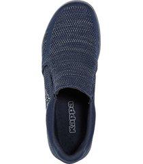 skor kappa marinblå::grå
