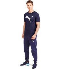 camiseta - azul - puma - ref : 58012506