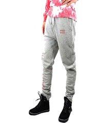 pantalon jogger sfw gris spitfire