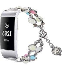 correa de recambio para carga fitbit bracelet watch pulsera 3deportes banda de bucle