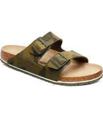 arizona shoes summer shoes sandals grön birkenstock