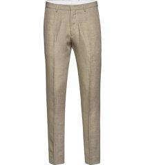 thodd kostuumbroek formele broek beige tiger of sweden