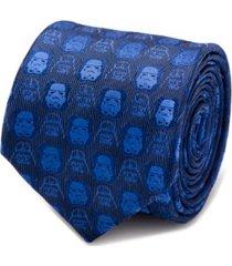 star wars darth vader and stormtrooper men's tie