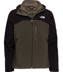 m thermoball triclim outerwear sport jackets groen the north face