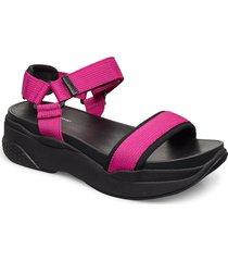 lori shoes summer shoes flat sandals rosa vagabond
