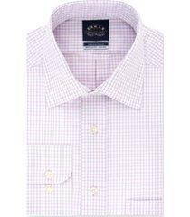 eagle men's classic-fit gingham dress shirt