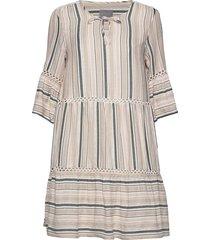 cuebru dress kort klänning rosa culture