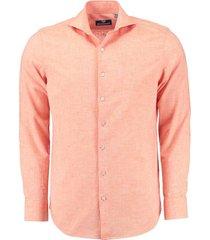 overhemd oranje