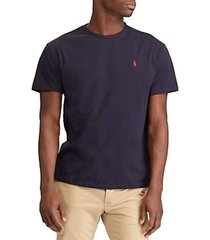 camiseta azul navy polo ralph lauren ink ssl tsh