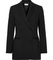 alexah blazers casual blazers svart by malene birger