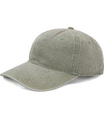 gorra verde preppy baseball