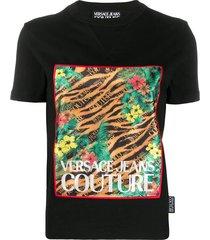 tropische overhemd tijger