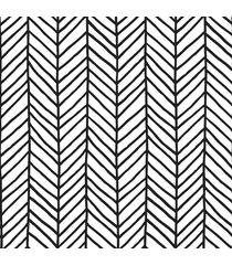 papel de parede preto branco decoraã§ã£o minimalista 57x270cm - branco - dafiti