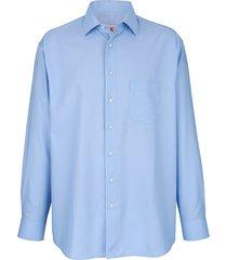 overhemd roger kent lichtblauw