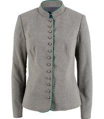 giacca in tessuto effetto loden (grigio) - bpc bonprix collection