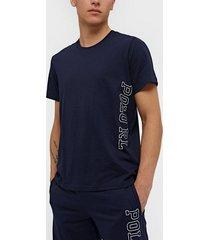polo ralph lauren s/s crew t-shirt t-shirts & linnen navy