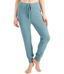 alfani ultra-soft pajama pants, created for macy's