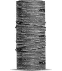 bandana gray melange reciclada gris wild wrap