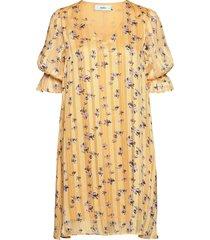 sandine kort klänning gul moves