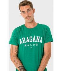 camiseta aragana - oriental - kanui