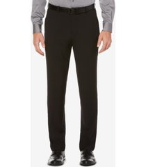 perry ellis men's slim-fit dress pants