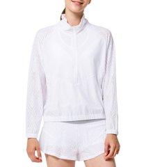 yvette women's zip - up jacket