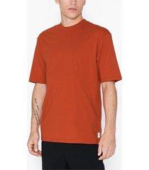 only & sons onsdonnie reg tee noos t-shirts & linnen röd