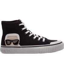 scarpe sneakers alte donna k/ikonic kampus ii