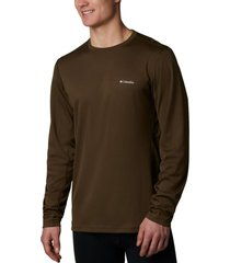 baselayer midweight ii top verde columbia
