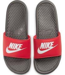 9-sandalias de hombre nike benassi jdi-gris