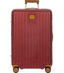 men's bric's capri 2.0 27-inch expandable rolling suitcase -